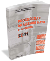 Russian Academy of Sciences at a Glance: 2011